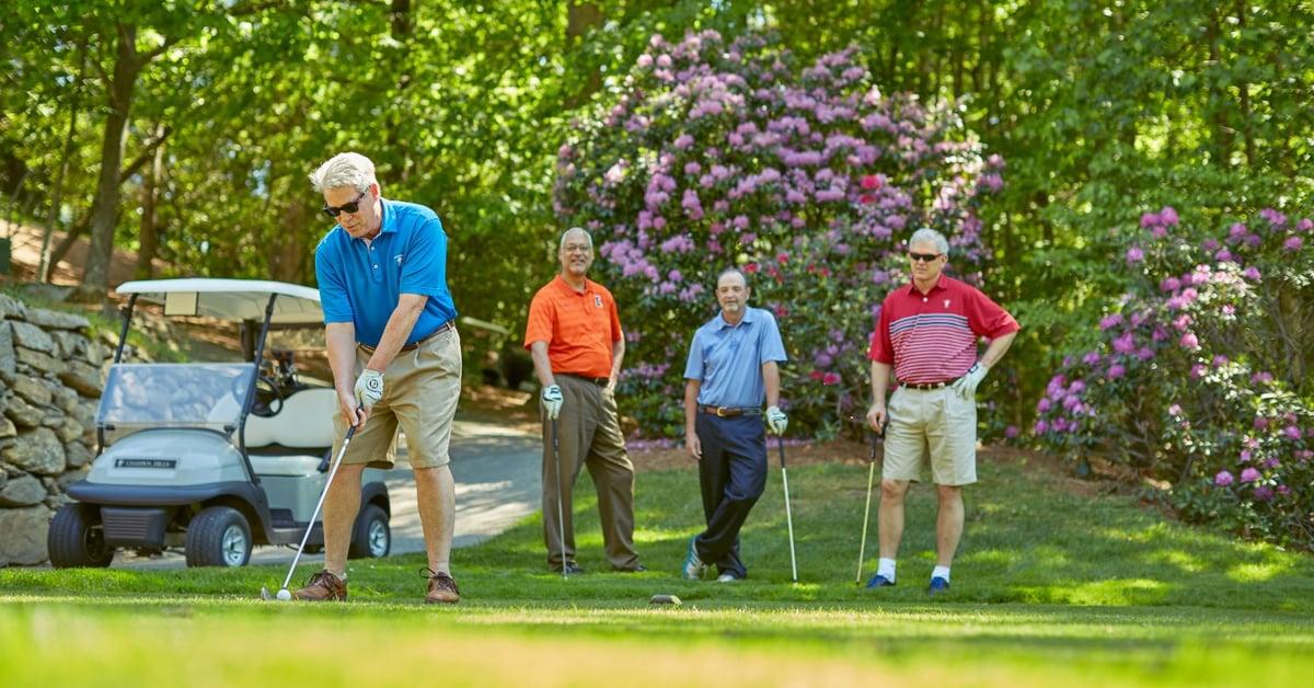 Golf Fitness_ The Secret to Playing Better & Longer – Champion Hills